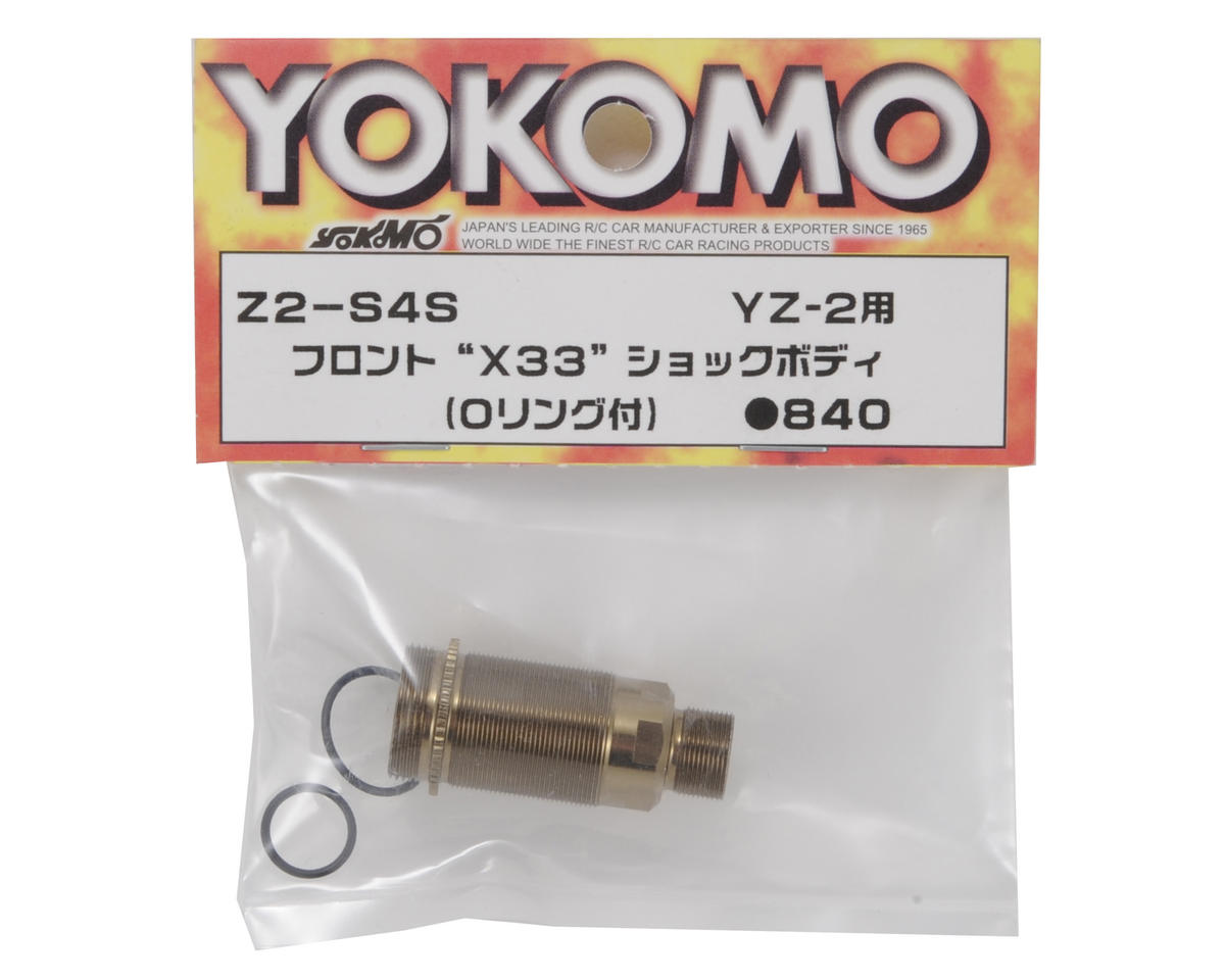 Yokomo Front X33 Shock Body