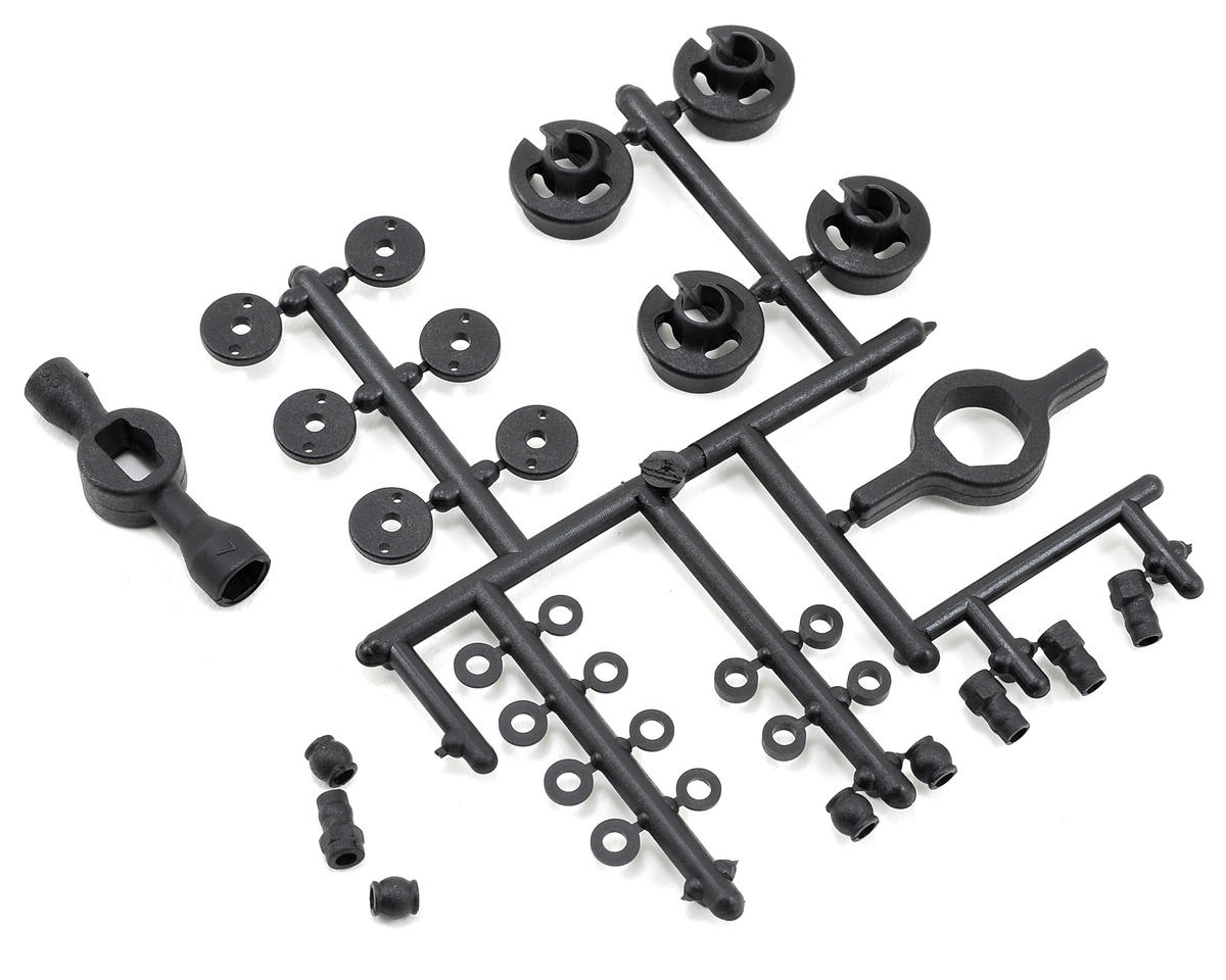 Yokomo X33 Shock Plastic Parts Set