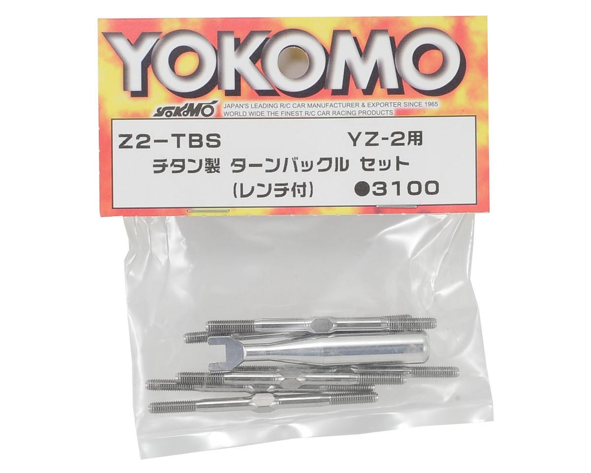 Yokomo Titanium Turnbuckle Set (6)