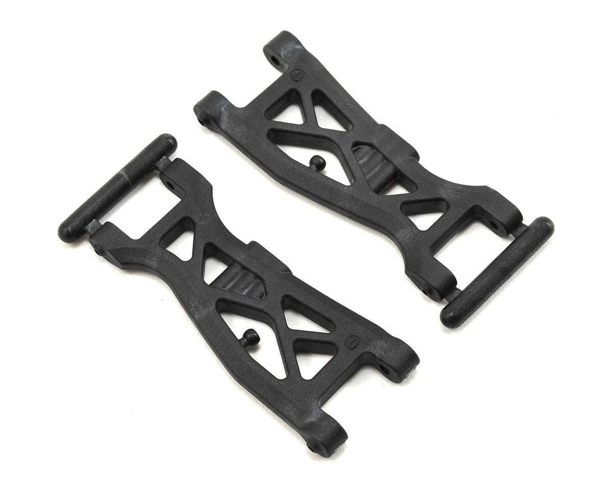 YZ-4 Front Suspension Arm Set (Flat) by Yokomo