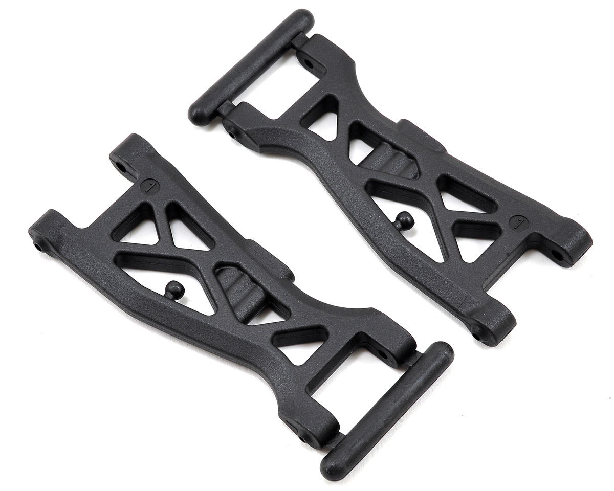 YZ-4 Graphite F1 Flat Front Arm (+1mm) by Yokomo