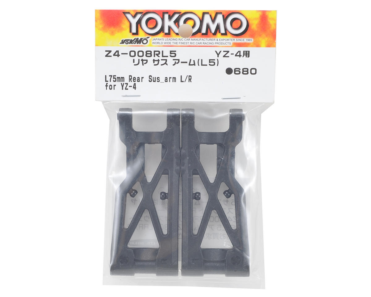 Yokomo YZ-4 L5 Rear Arm (+1mm)