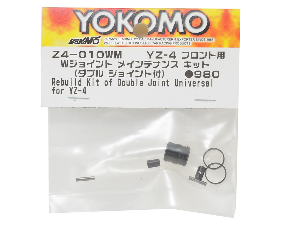 Double Joint Maintenance Kit by Yokomo