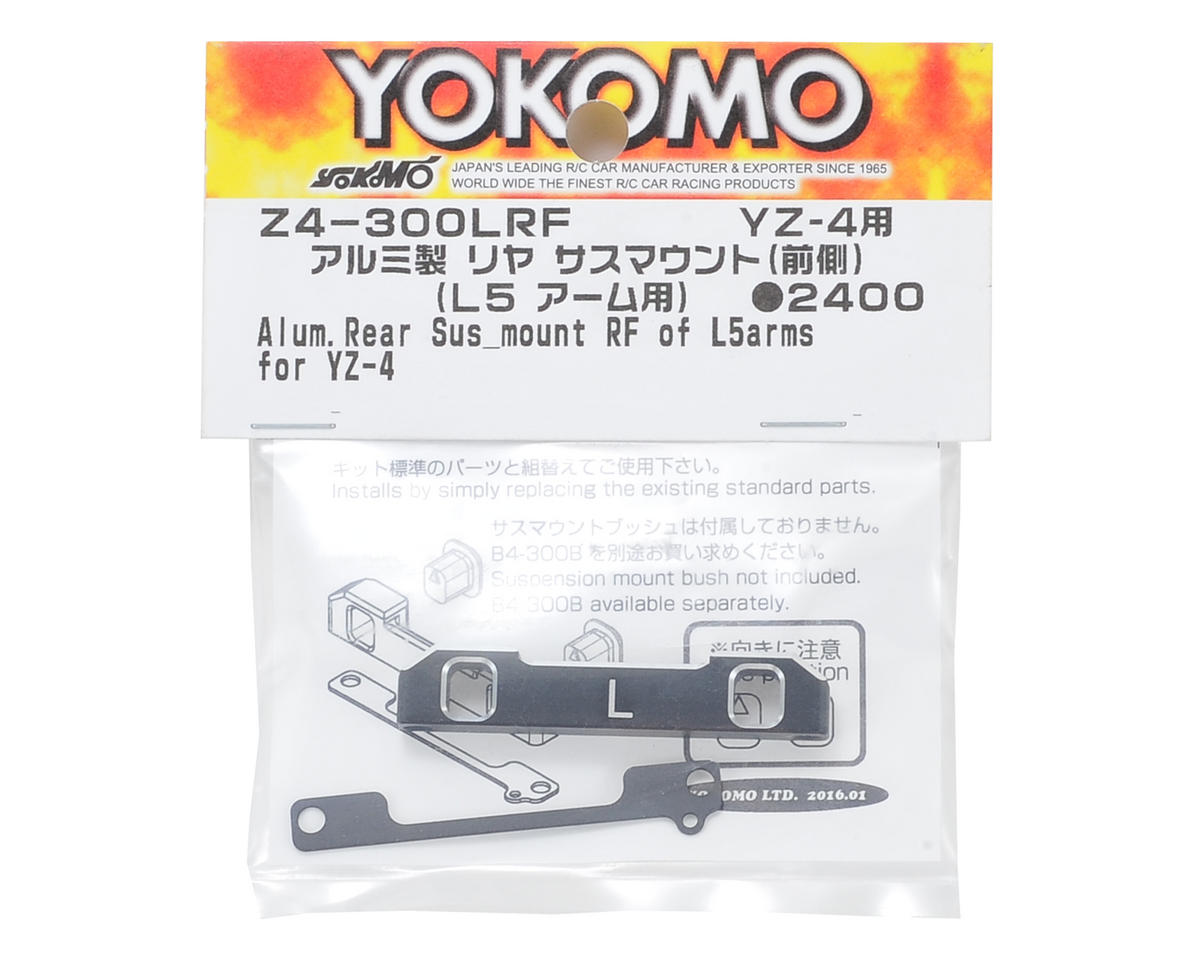 Yokomo YZ-4 Rear/Front Suspension Mount (L5 Arm)