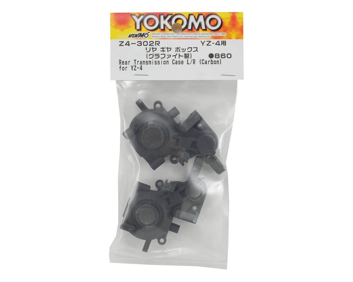 Yokomo YZ-4 Carbon Composite Rear Transmission Case
