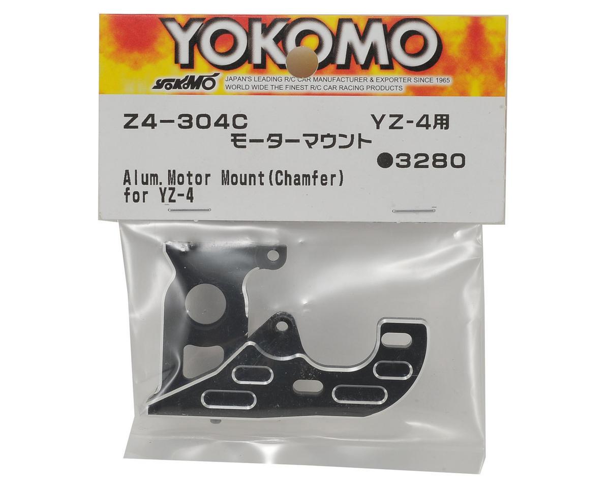 Yokomo YZ-4 Aluminum Chamfered Motor Mount