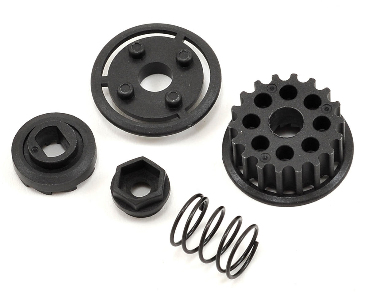 Yokomo YZ-4 Front Pulley/Clicker Set