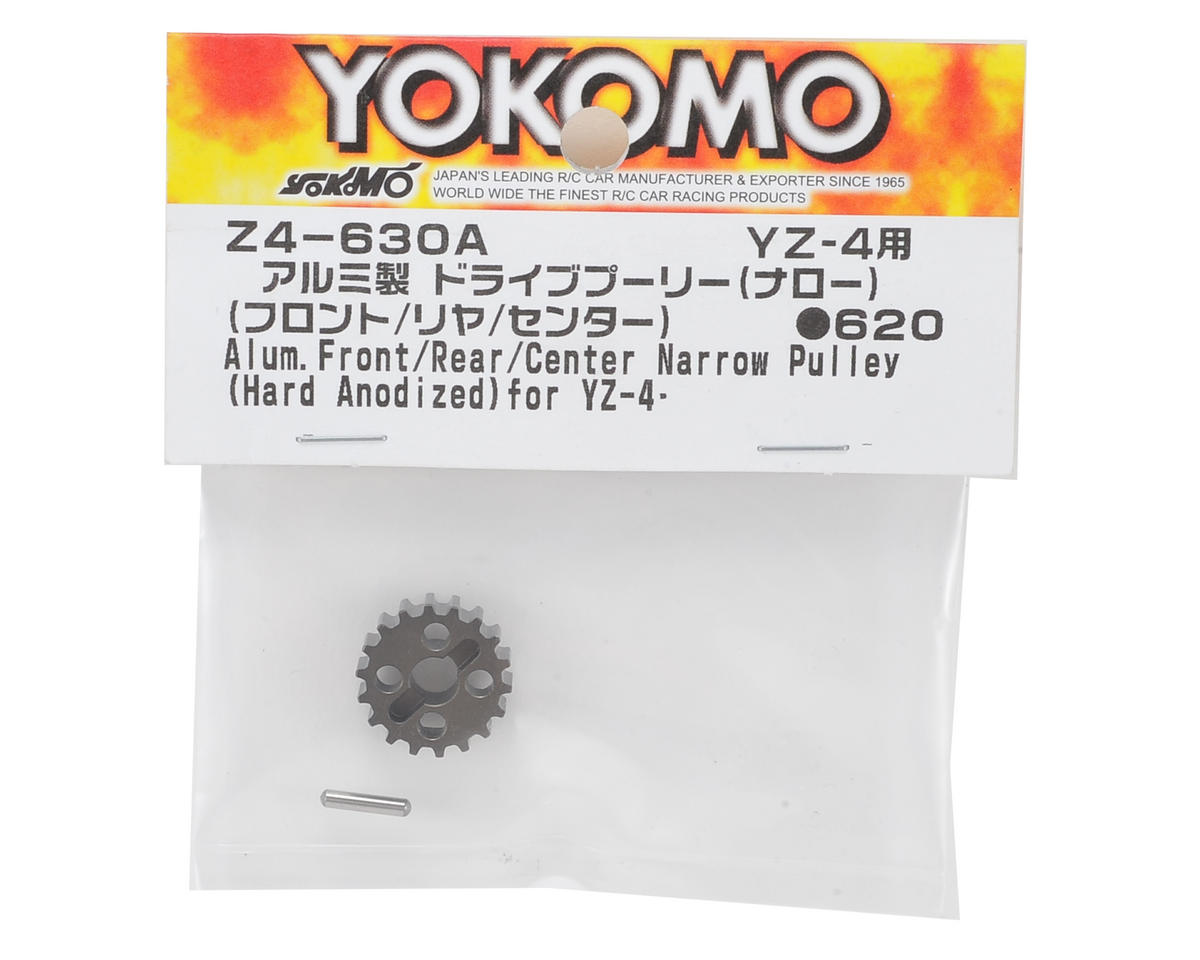 Yokomo YZ-4 Aluminum Narrow Drive Pulley