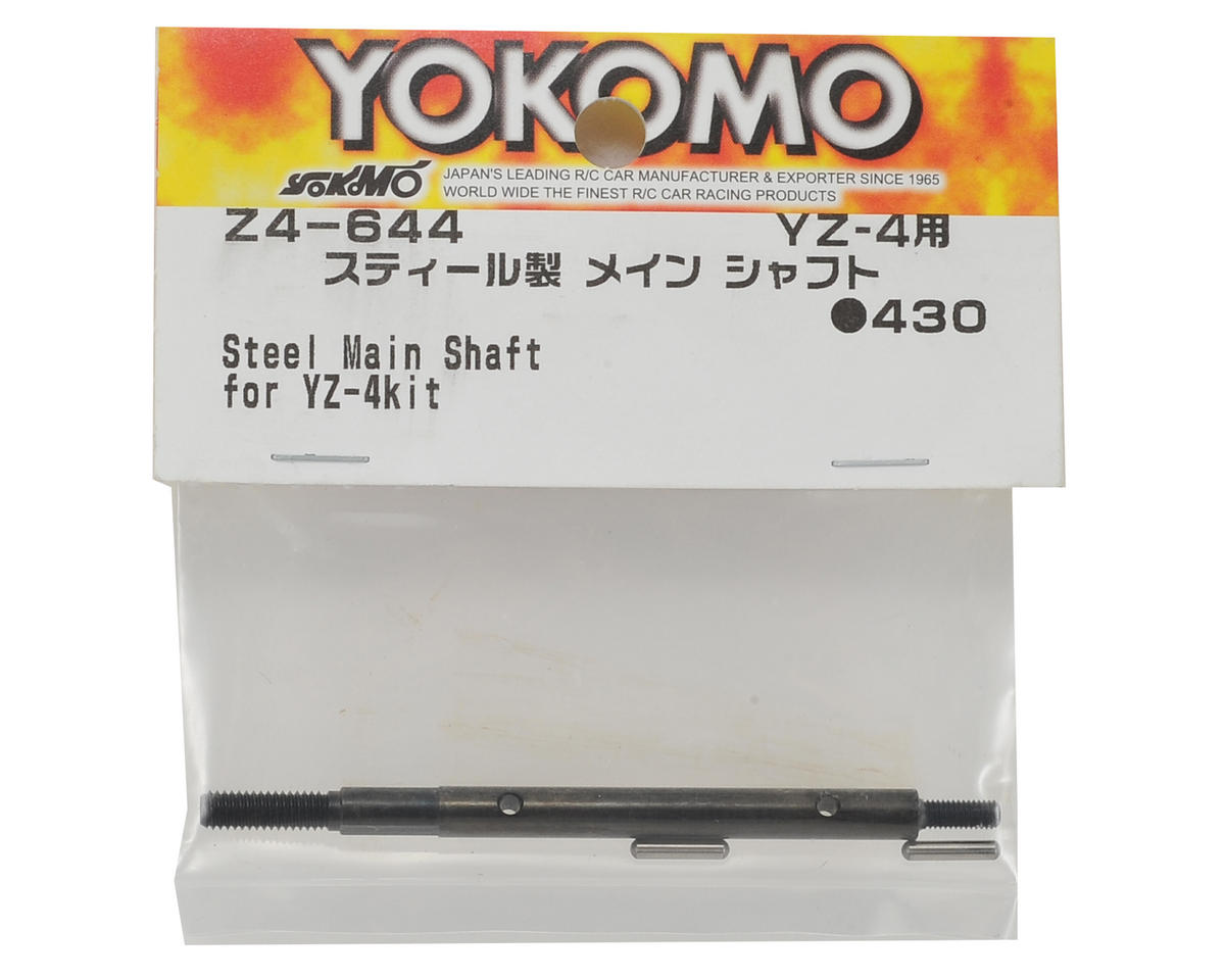 Yokomo YZ-4 Steel Main Shaft