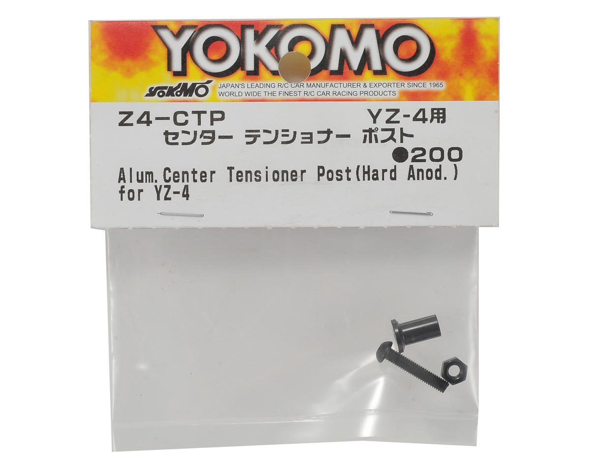 Yokomo YZ-4 Aluminum Hard Anodized Center Tensioner Post