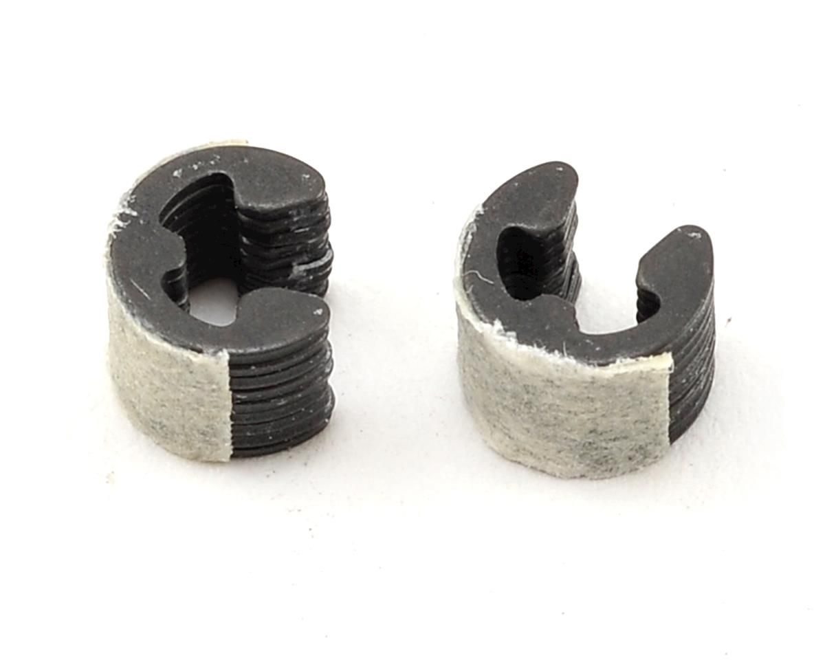 E-Ring (18) (for 2mm Shock Shaft) by Yokomo