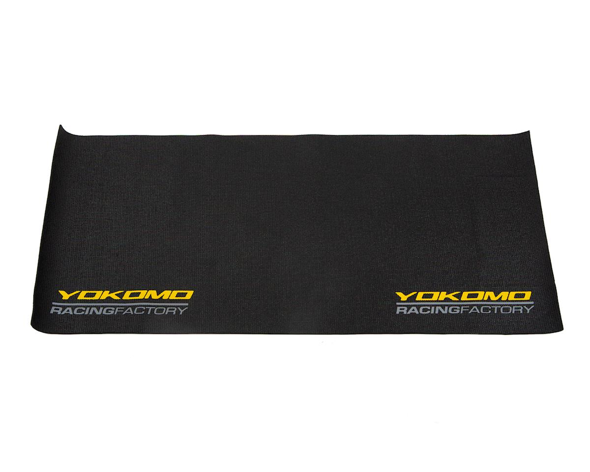 Yokomo Racing Factory Team Pit Mat (60x120cm)
