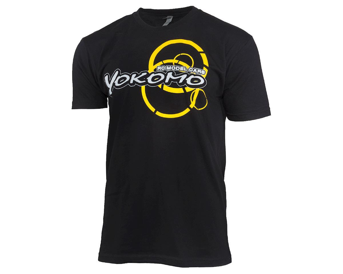 Yokomo Team T-Shirt (Black) (3XL)