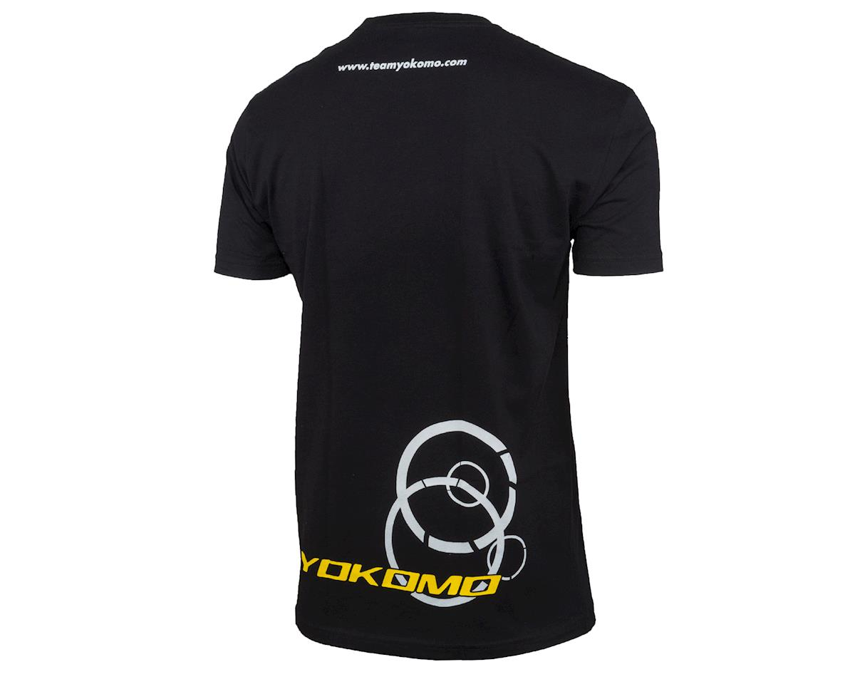 Yokomo Team T-Shirt (Black) (M)