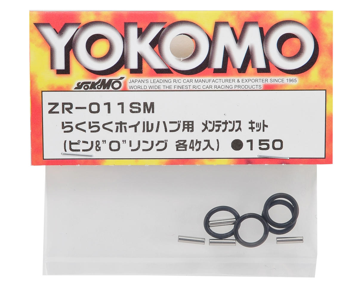 Yokomo Wheel Hub Maintenance Kit