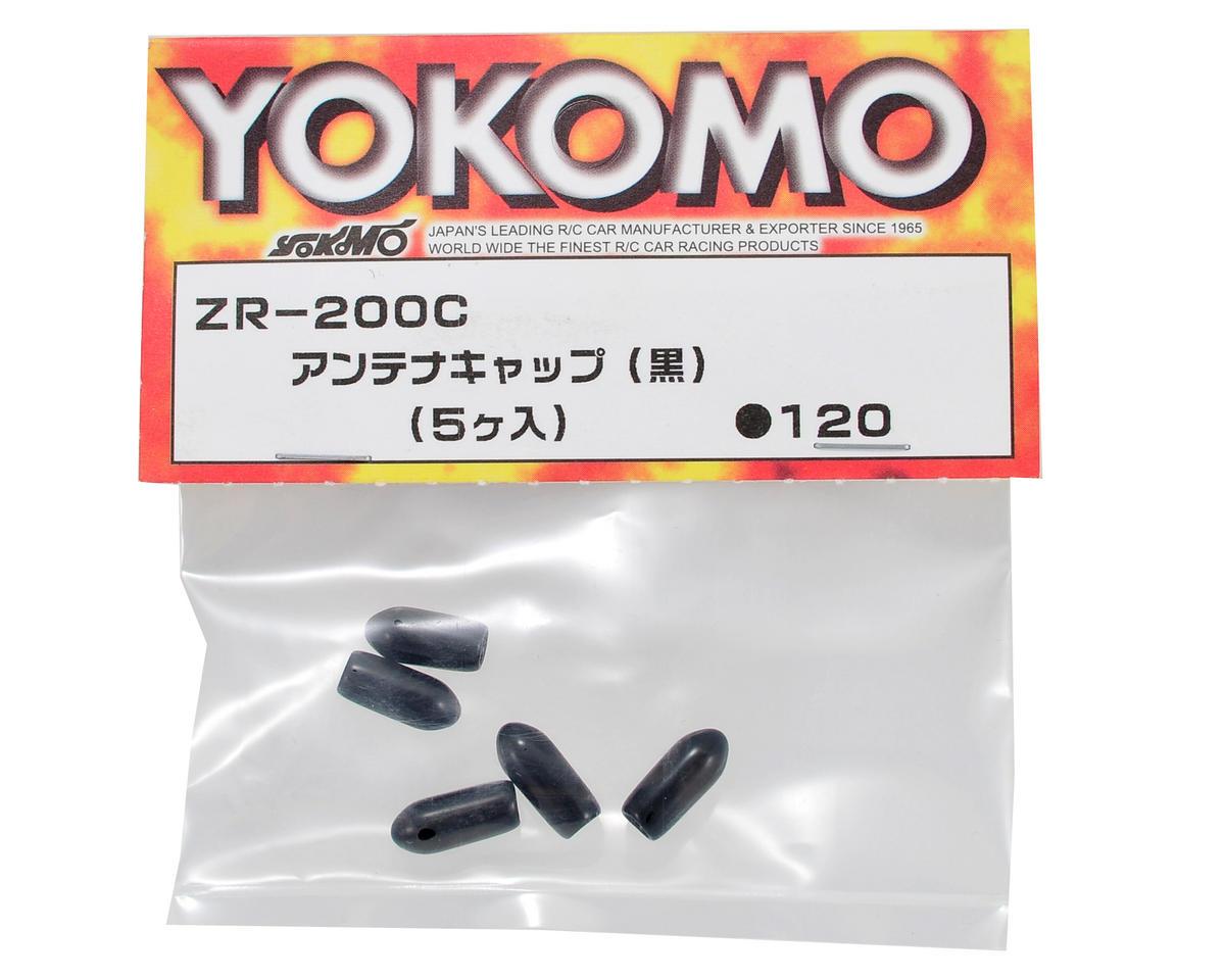 Yokomo Antenna Cap (Black) (5)