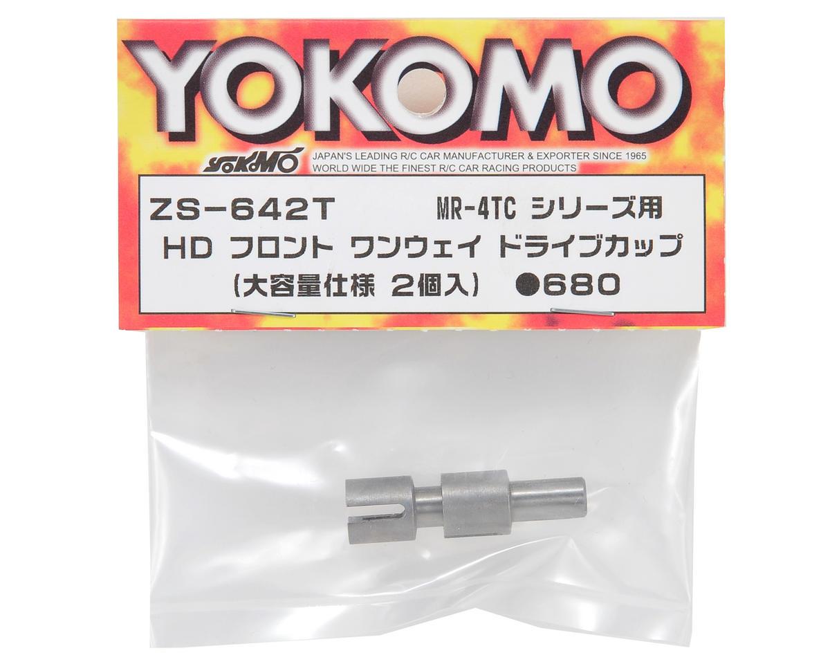 Yokomo HD Front One-Way Outdrive Set (2)