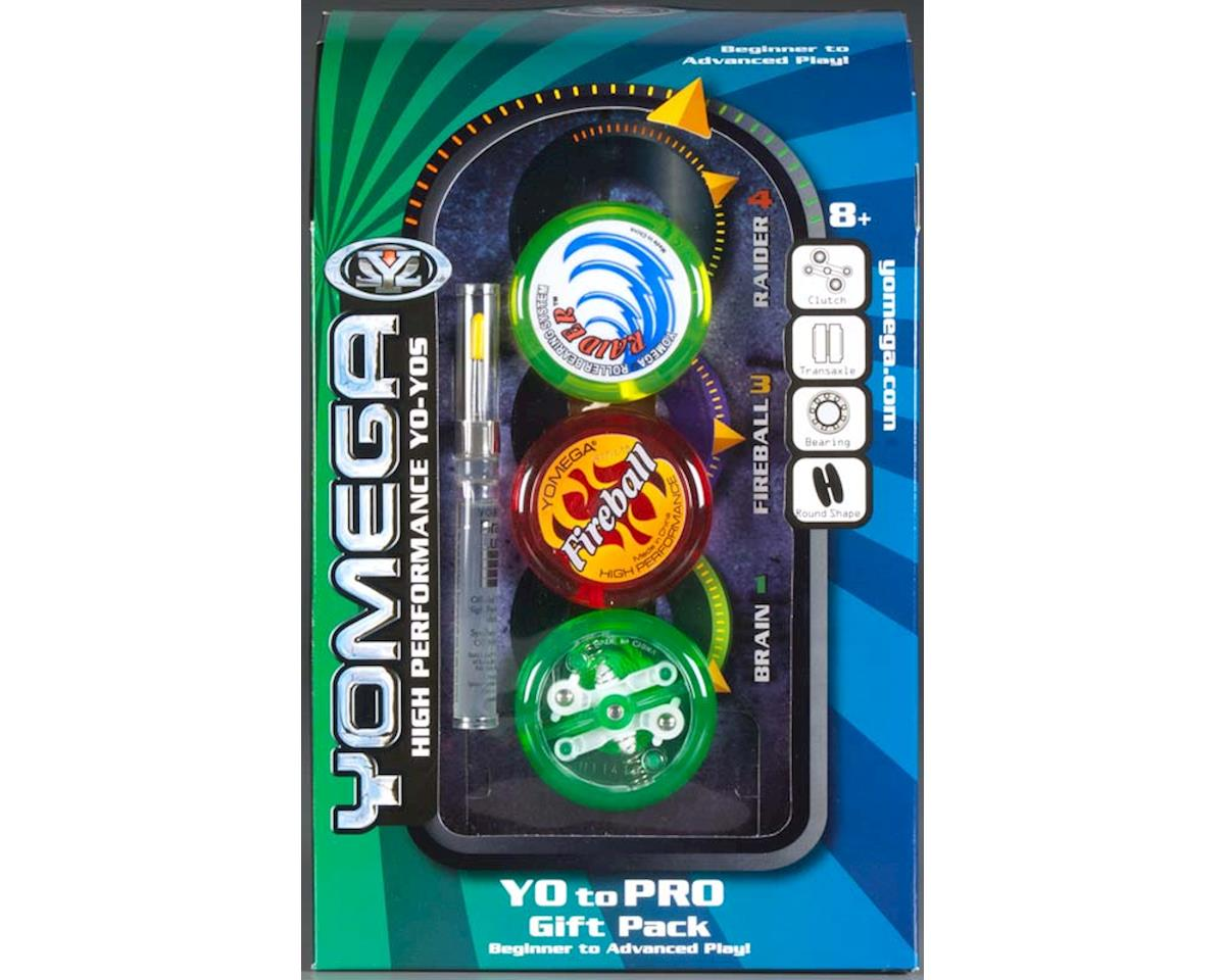 Yoyo Gift Set Brain/Fireball/Raider