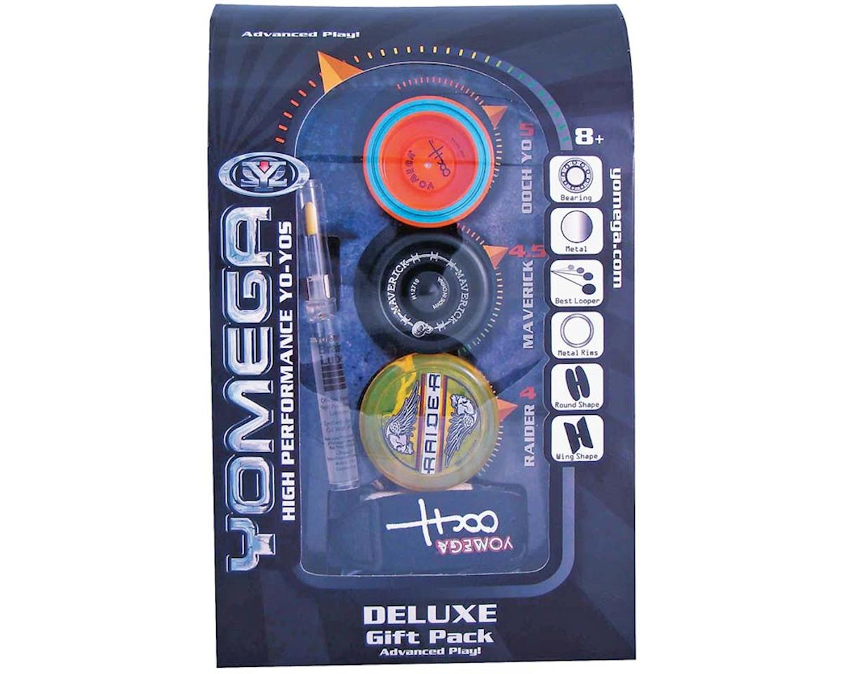 Yoyo Deluxe Gift Set Maverick/Hot Shot/Ooch by Yomega