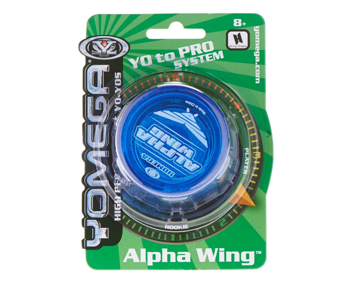 Alpha Wing Fixed Axle Yo-Yo by Yomega