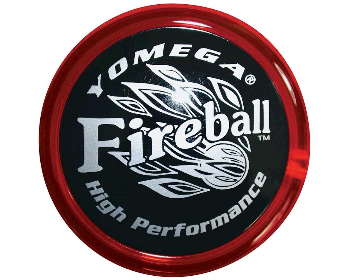 Yomega Yoyo Fireball Semi Solid
