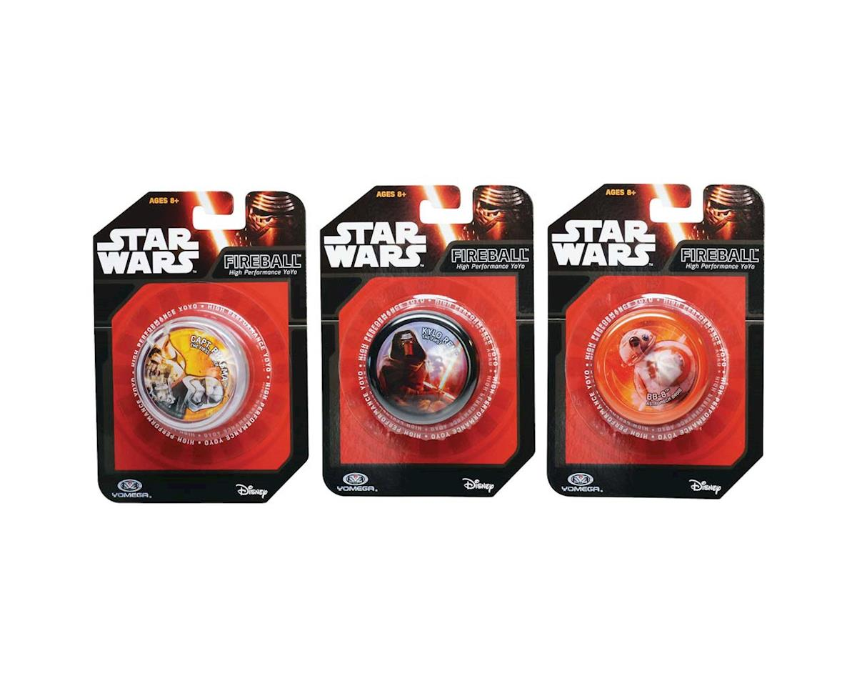 Fireball Yoyo Star Wars Force Awakens (12) by Yomega