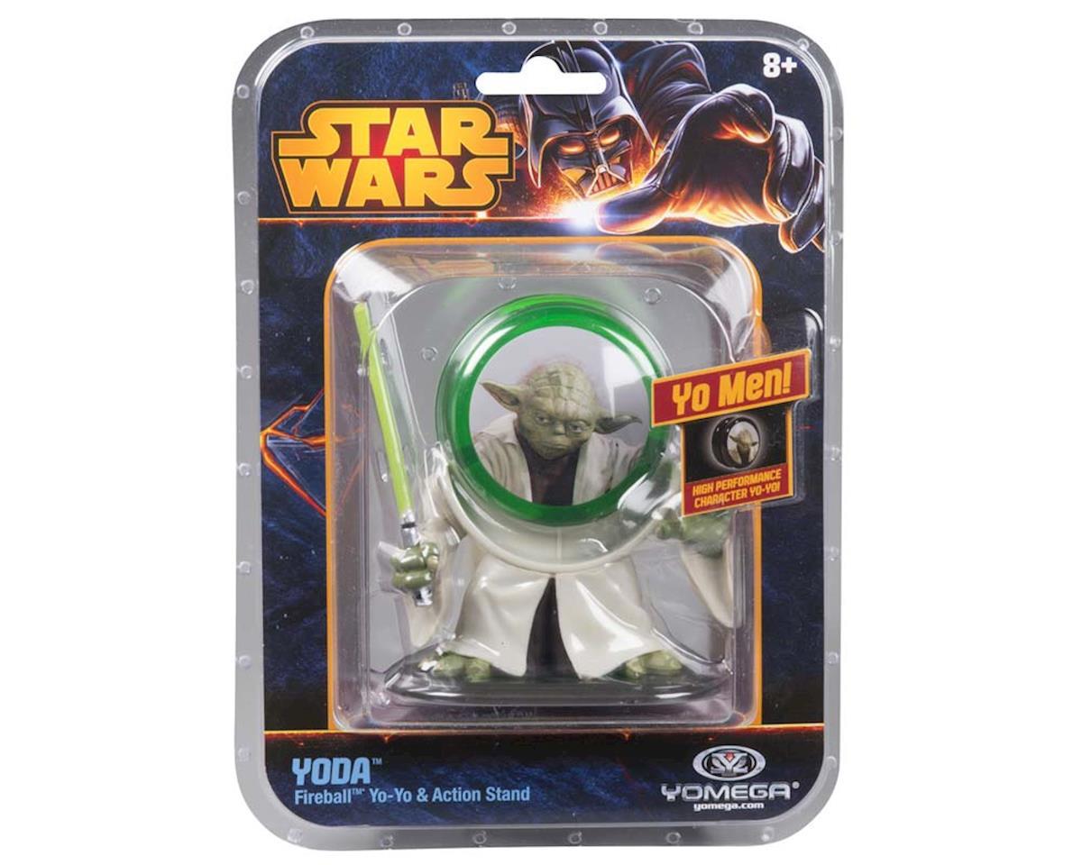 Yomega 402-LF Star Wars Yo-Men Yoda Yo-Yo