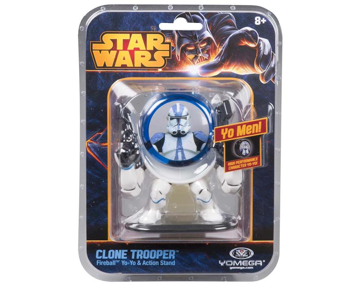 Yomega 403-LF Star Wars Yo-Men Clone Trooper Yo-Yo