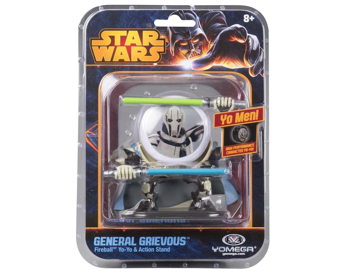Yomega 404-LF Star Wars Yo-Men Gen. Grievous Yo-Yo