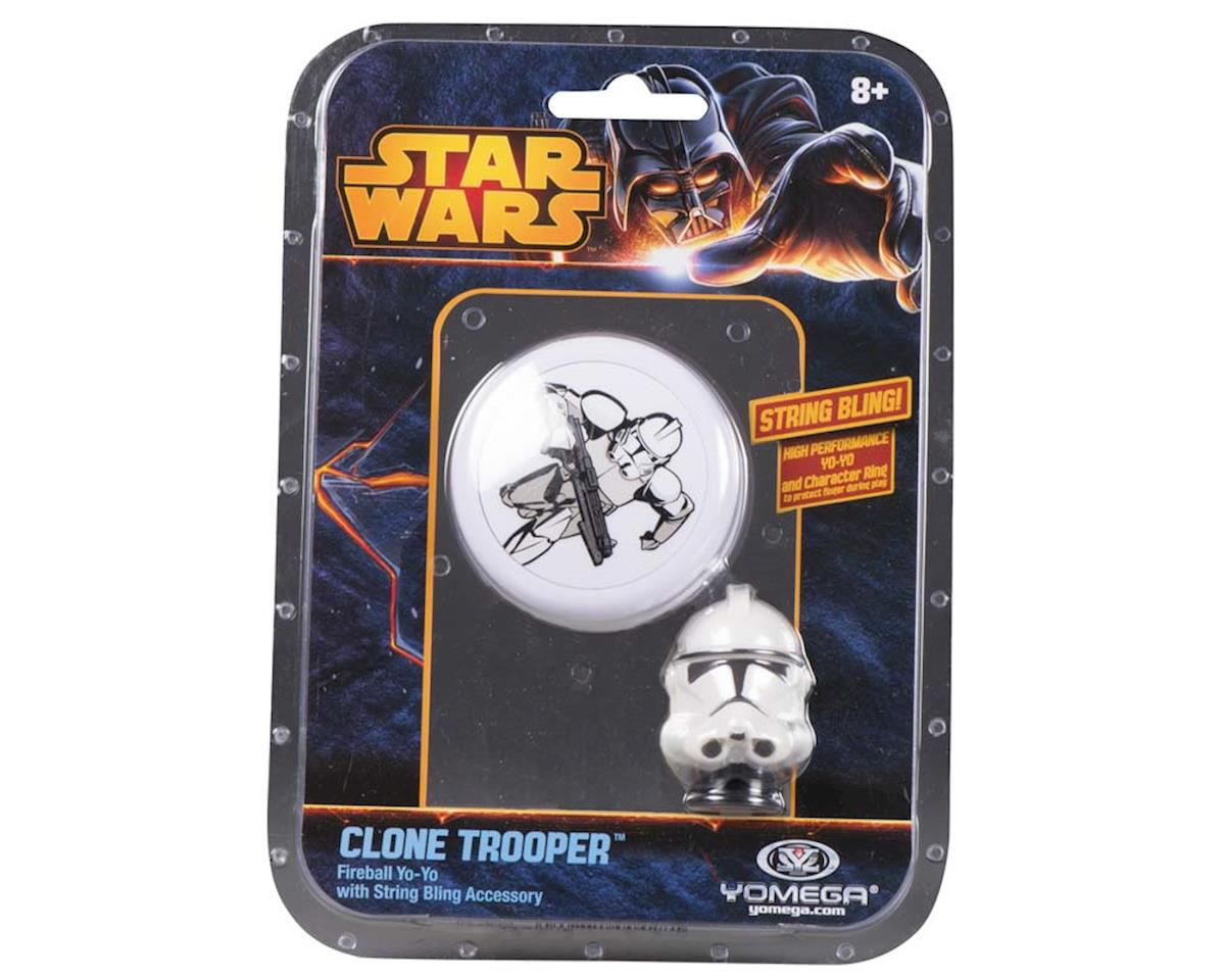 Yomega 428-LF Star Wars String Bling Clone Trooper Ring