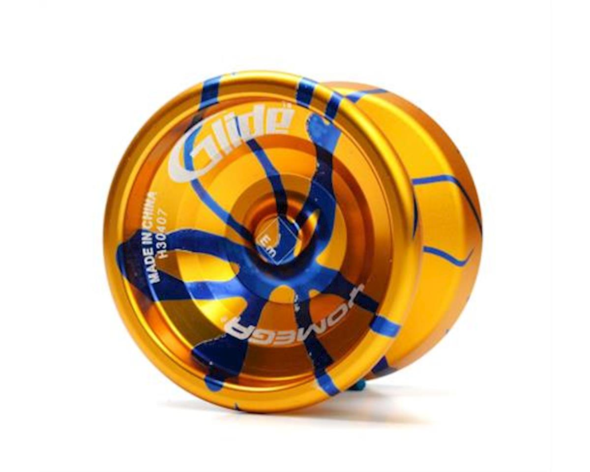 Yomega  Glide Anodized Hardcoat Pro Level Yo-Yo