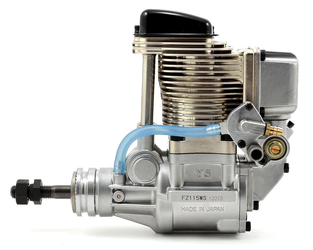 YS Engines 115FZ-WS 4-Stroke Glow Airplane Engine (Warbird Special)