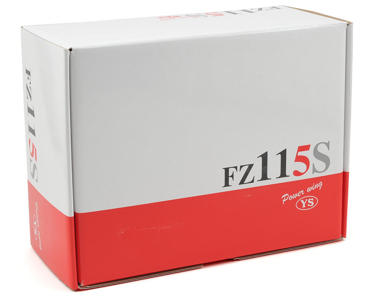 YS Engines FZ115-S 4-Stroke Glow Airplane Engine