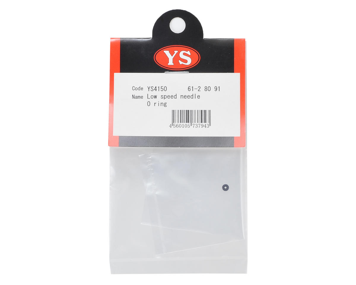 YS Engines Low Speed Needle O-Ring