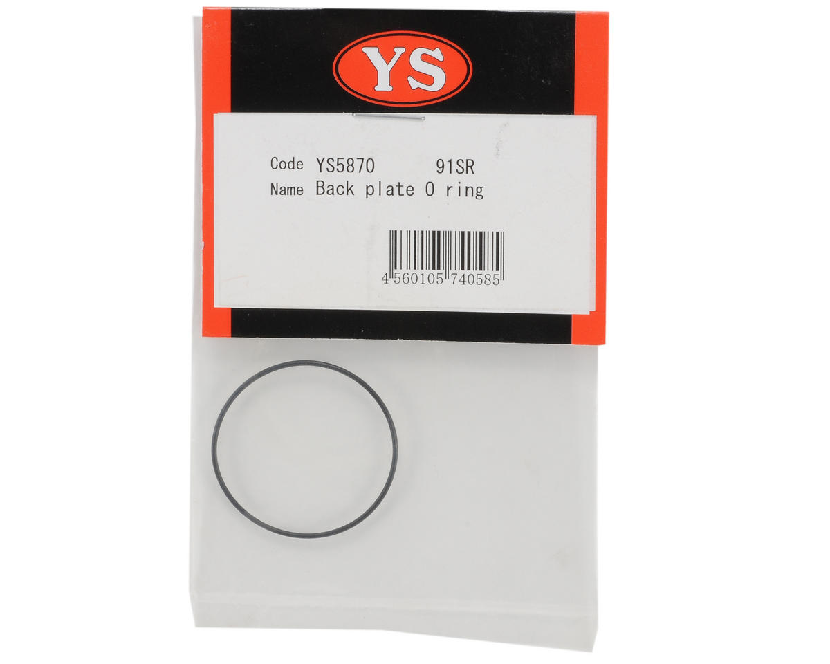 Back Plate Gasket by YS Engines