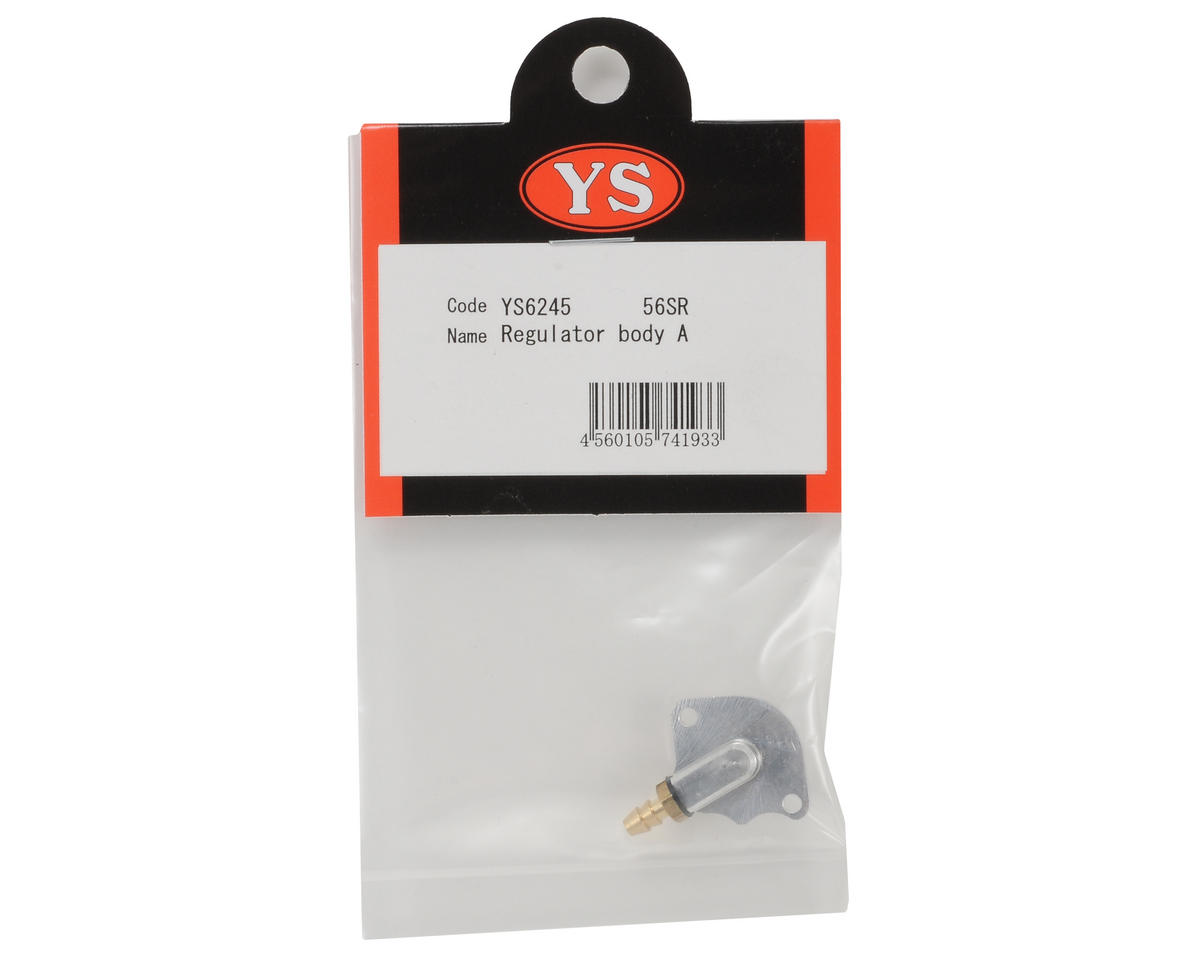 YS Engines Regulator Body A
