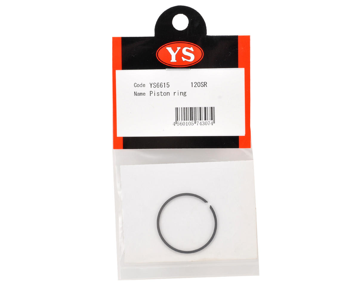Piston Ring by YS Engines