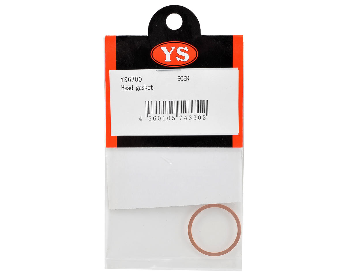 YS Engines 60SR Head Gasket
