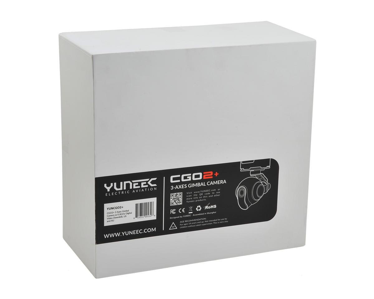Yuneec USA CGO2+ 3-Axis Gimbal Camera w/5.8GHz