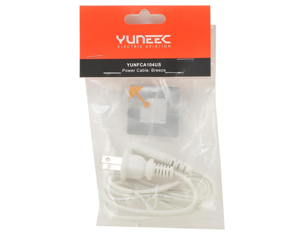 Yuneec USA AC Power Wire for Breeze Battery Charger