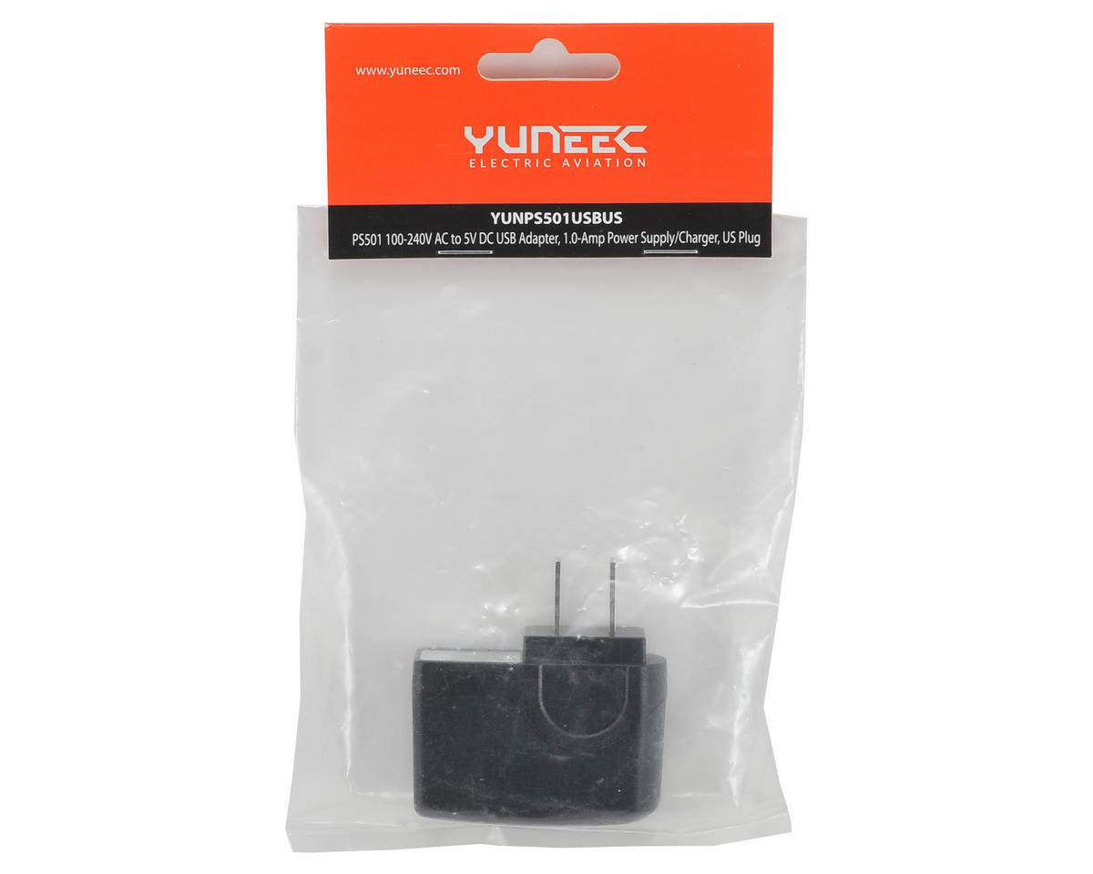 Yuneec USA PS501 5V Power Supply (US & Canada)
