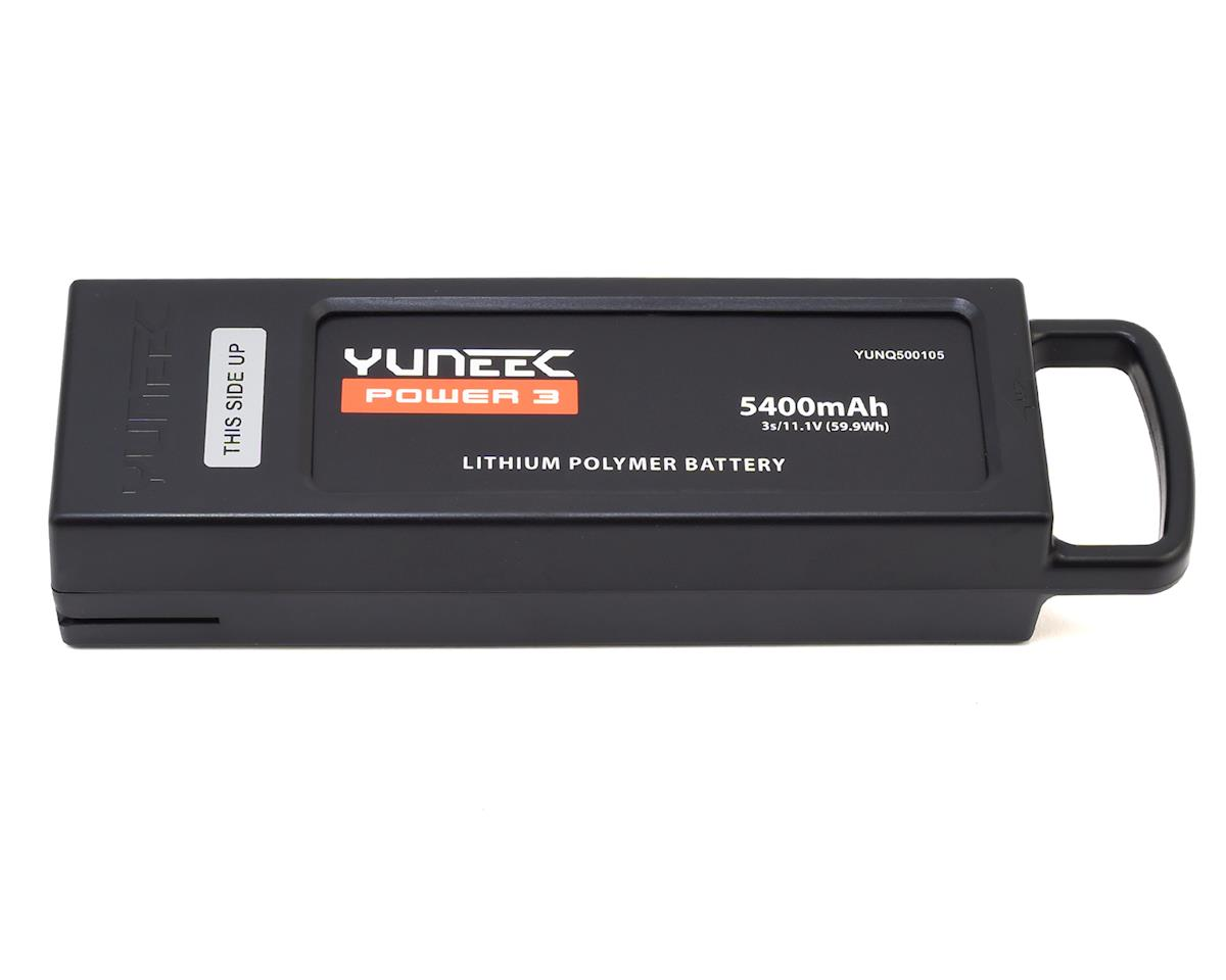 Typhoon Q500 / 4K 3S LiPo Battery (11.1V/5400mAh) by Yuneec USA