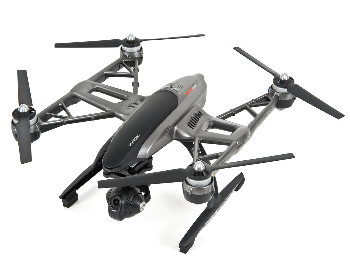 Yuneec USA Q500 4K Typhoon RTF Quadcopter Drone