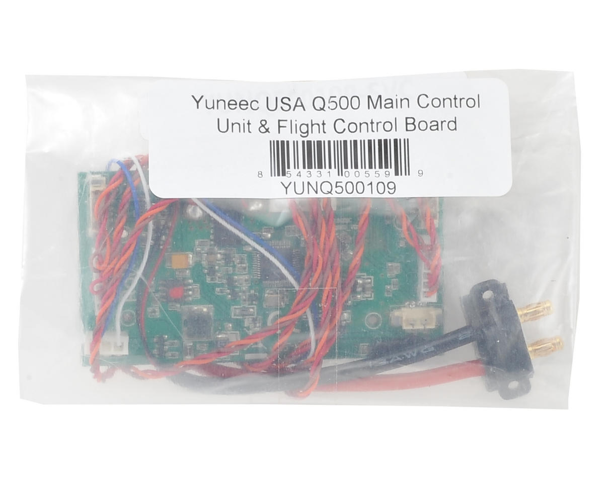 Yuneec USA Q500 Main Control Unit & Flight Control Board
