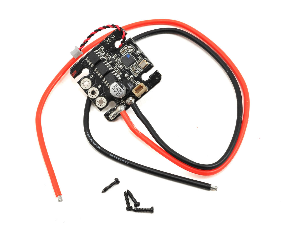 Yuneec USA Q500 Brushless ESC (Rear)