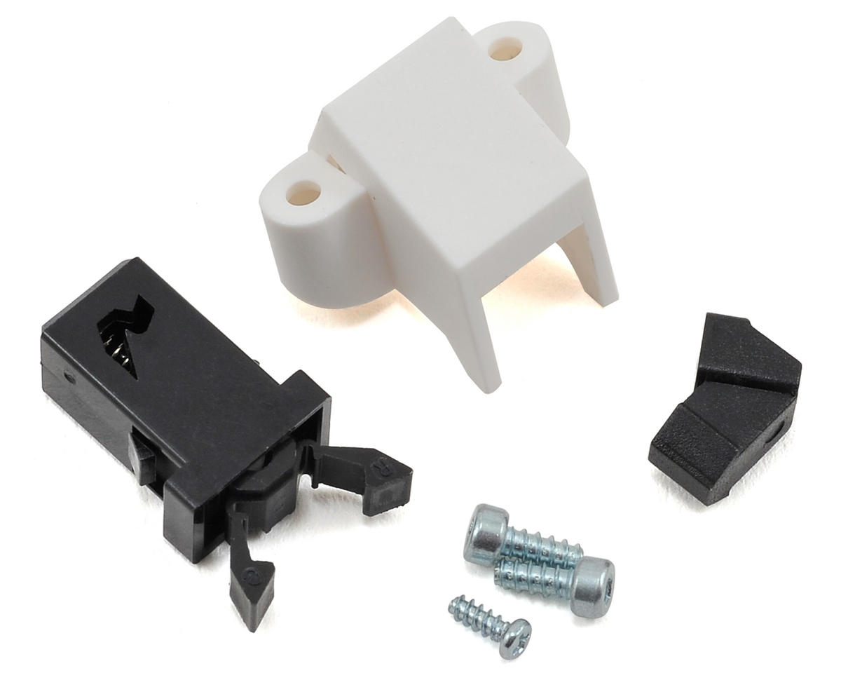 Battery Door Latch w/Lock Set