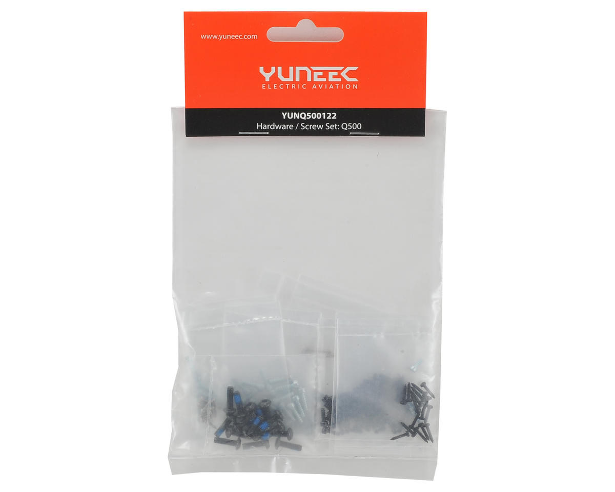 Yuneec USA Hardware & Screw Set