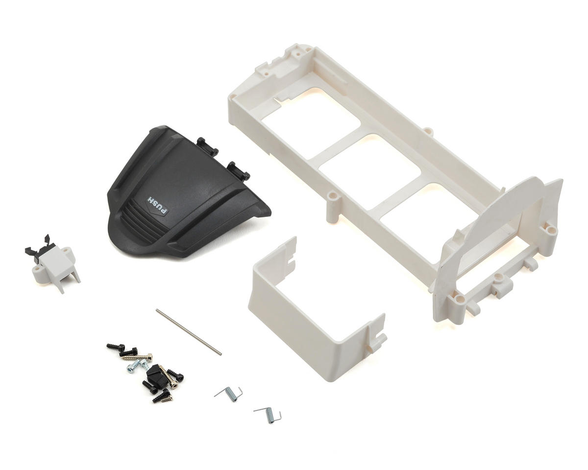 Q500 Battery Frame & Door Set