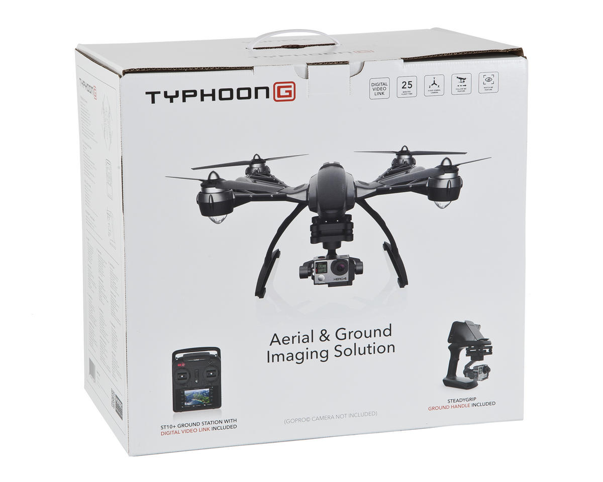 Yuneec USA Typhoon G Quadcopter Drone