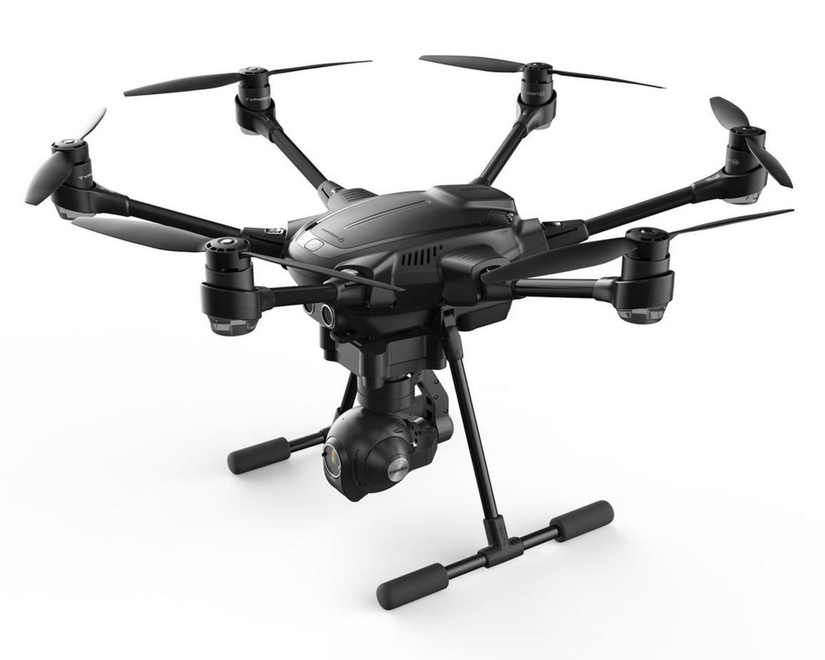 Yuneec USA Typhoon H RTF Hexacopter Drone